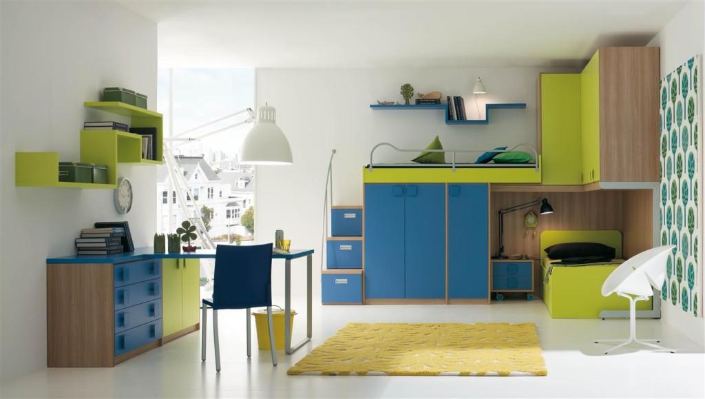 Junior 4 meubelen tilt de keizer - Decoratie volwassen slaapkamer ...