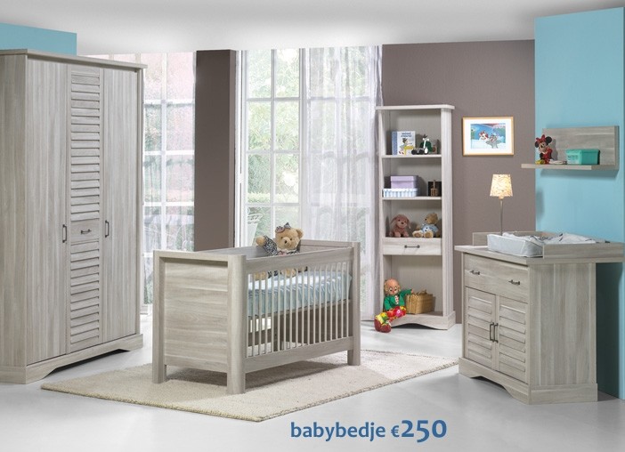 Baby Slaapkamer Decoratie : Jeugdkamer Provence Meubelen TilT De ...