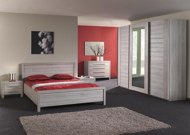 Slaapkamer modena meubelen tilt de keizer for Chambre a coucher york