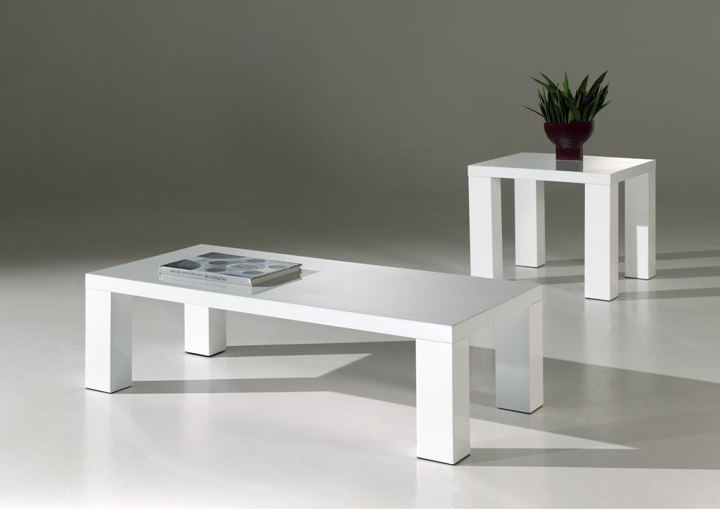 Eetkamer in hoogglans wit cubic meubelen tilt de keizer - Decoratie salon grijs wit ...