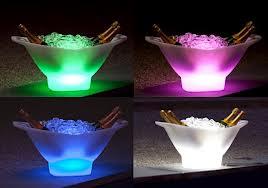 ... In/out-door/zwembad verlichting champagne emmers met led-verlichting