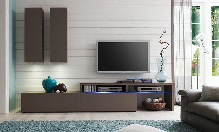 tv wand colour art meubelen tilt de keizer. Black Bedroom Furniture Sets. Home Design Ideas