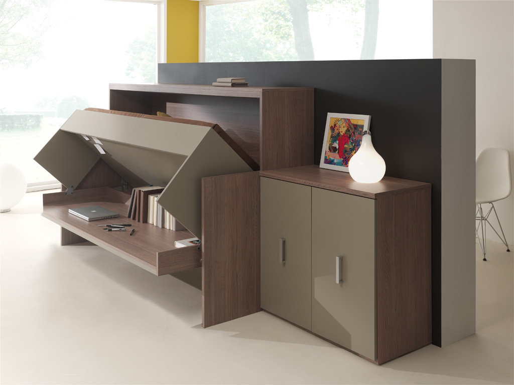 opklapbaar bedsysteem bureau flat topkwaliteit meubelen tilt de keizer. Black Bedroom Furniture Sets. Home Design Ideas