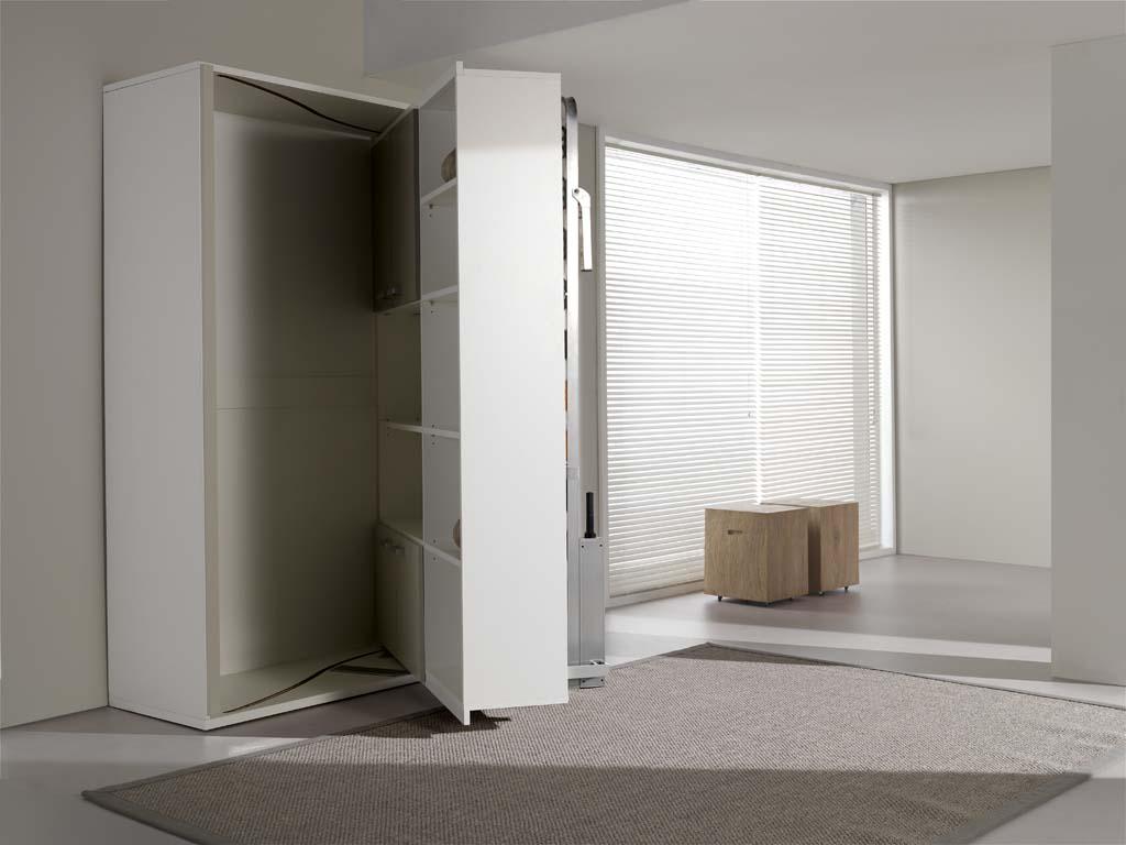 opklapbaar bed kastensysteem studio topkwaliteit meubelen de keizer tilt. Black Bedroom Furniture Sets. Home Design Ideas