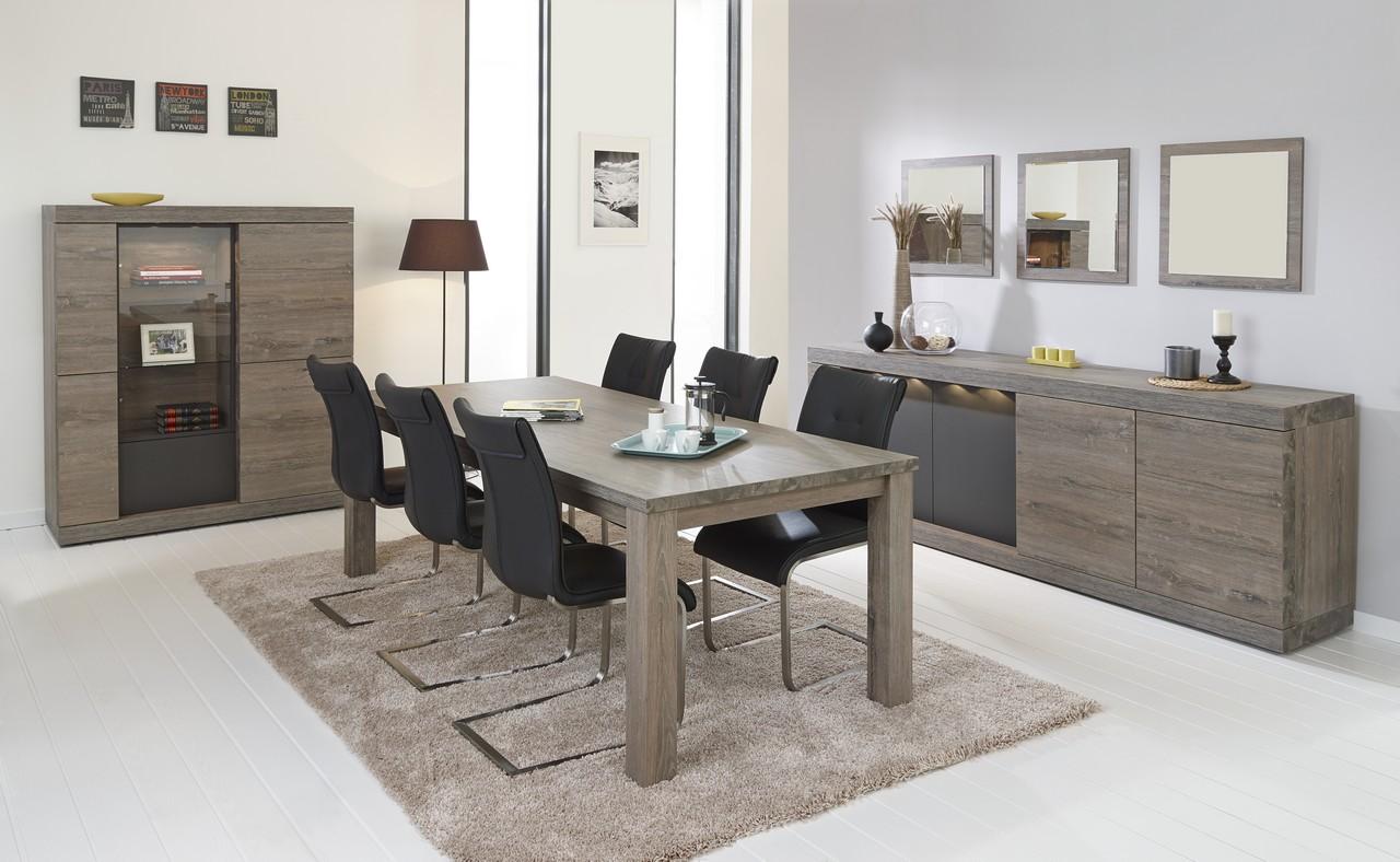 Eetkamer bologna meubelen tilt de keizer - Moderne eetkamer ...