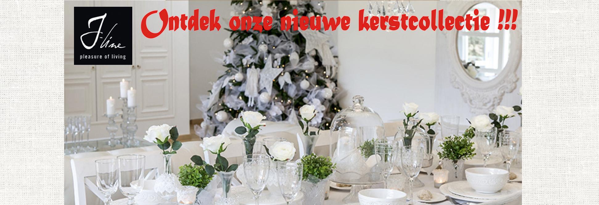 Kerstcollectie J-Line