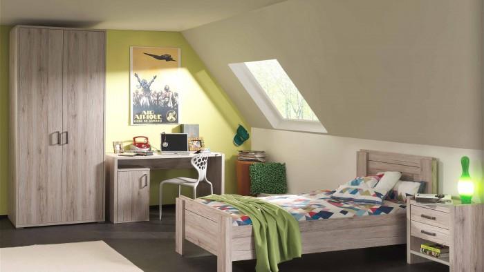 Jeugdkamer julia meubelen tilt de keizer - Het versieren van de tiener kamer ...