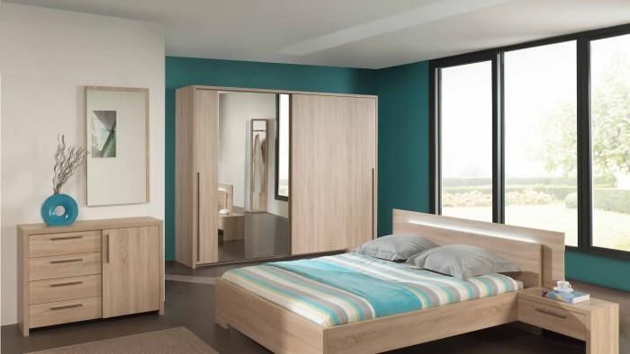 Slaapkamer pula lichte of donkere versie meubelen tilt de keizer for Moderne slaapkamer catalogus