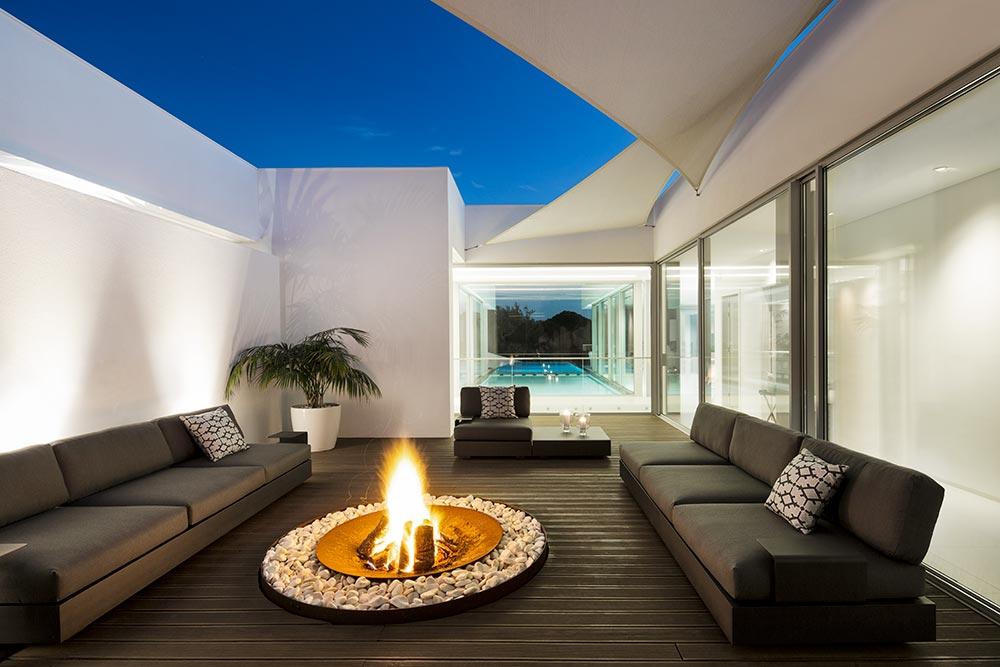 Tuinset bari jati kebon meubelen tilt de keizer - Eigentijdse patio meubels ...