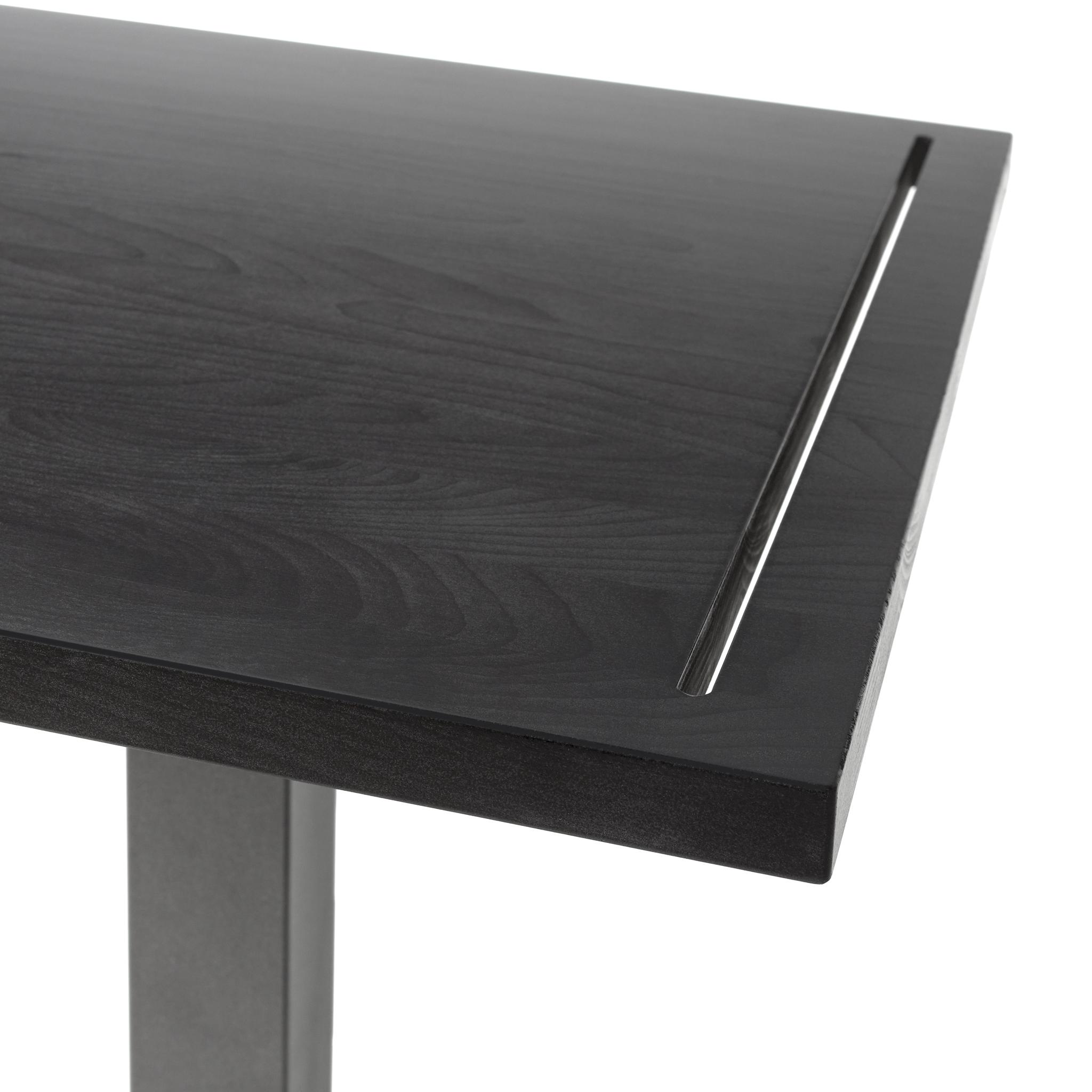 Tafel detroit vierkant mobitec topkwaliteit meubelen tilt de keizer - Tafel klik clac huis van de wereld ...