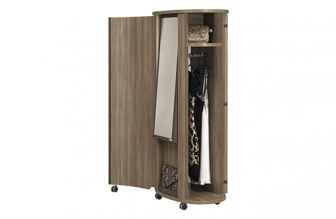 Roomdivider dovea meubelen tilt de keizer - Chocolade nachtkastje ...