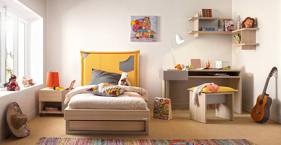 jeugdkamer graphic gautier meubelen tilt de keizer. Black Bedroom Furniture Sets. Home Design Ideas