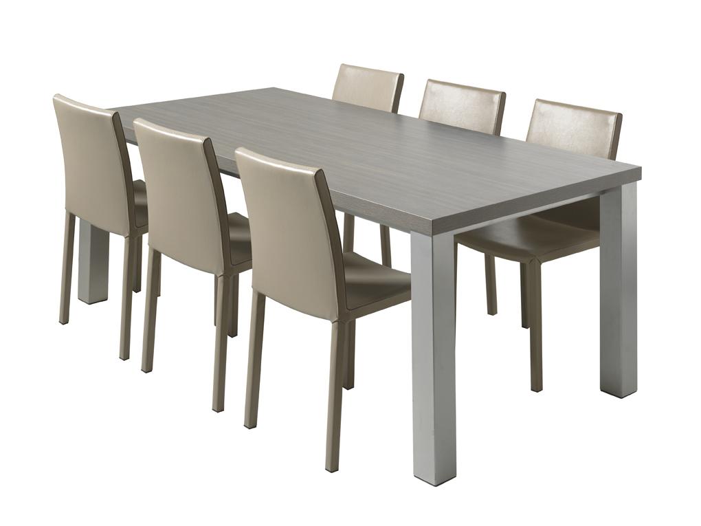 Tafel quadra meubelen de keizer tilt for Liquidation set de cuisine