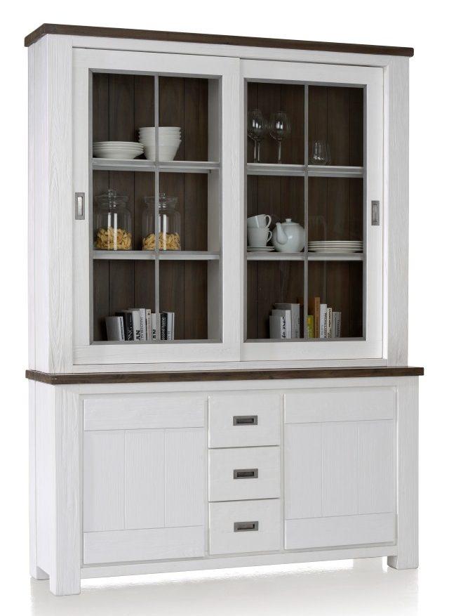 buffet vitrinekast deaumain meubelen de keizer tilt. Black Bedroom Furniture Sets. Home Design Ideas