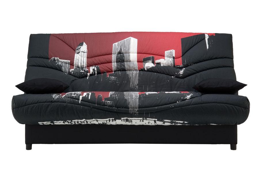 bedbank clic clac kopie meubelen de keizer tilt. Black Bedroom Furniture Sets. Home Design Ideas