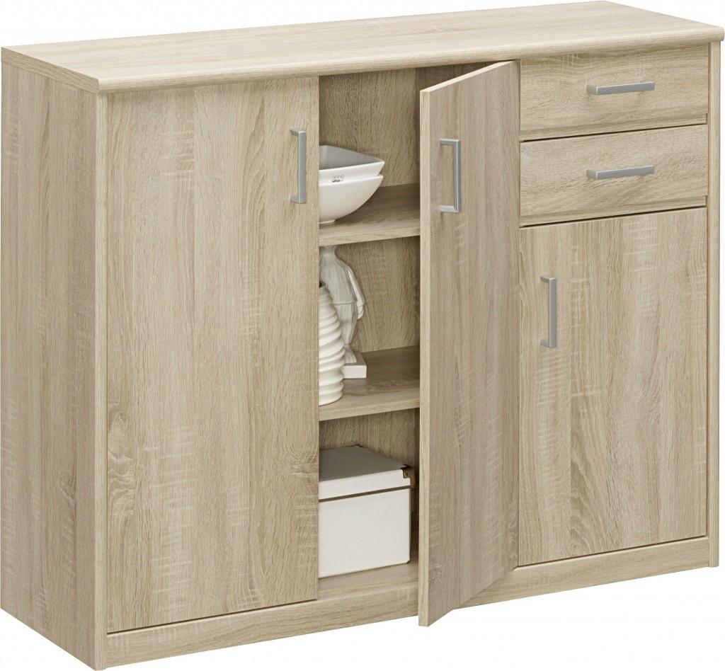 kommode 3 deuren 2 laden meubelen de keizer tilt. Black Bedroom Furniture Sets. Home Design Ideas