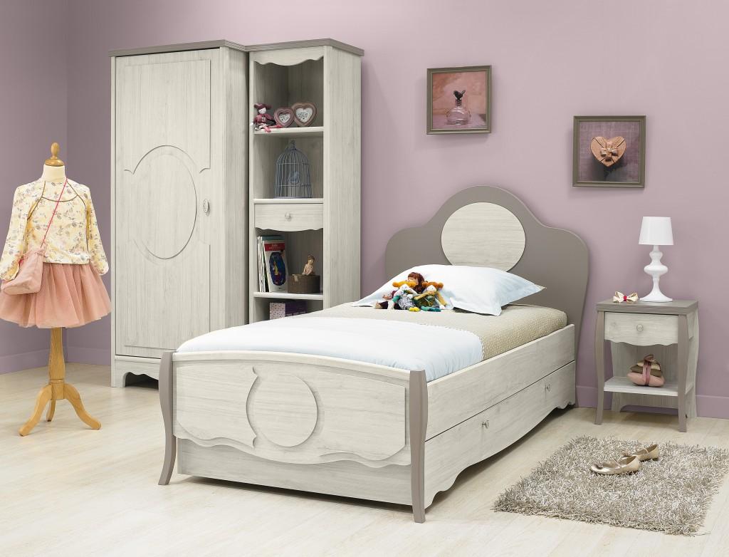 jeugdkamer demoiselle meubelen de keizer tilt. Black Bedroom Furniture Sets. Home Design Ideas