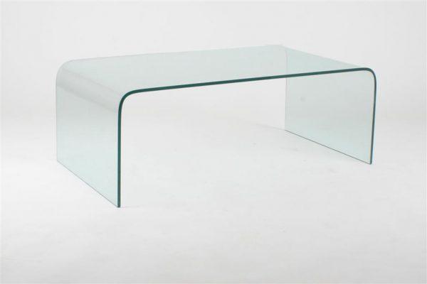 Salontafel In Glas.Salontafel In Glas 850 Meubelen De Keizer
