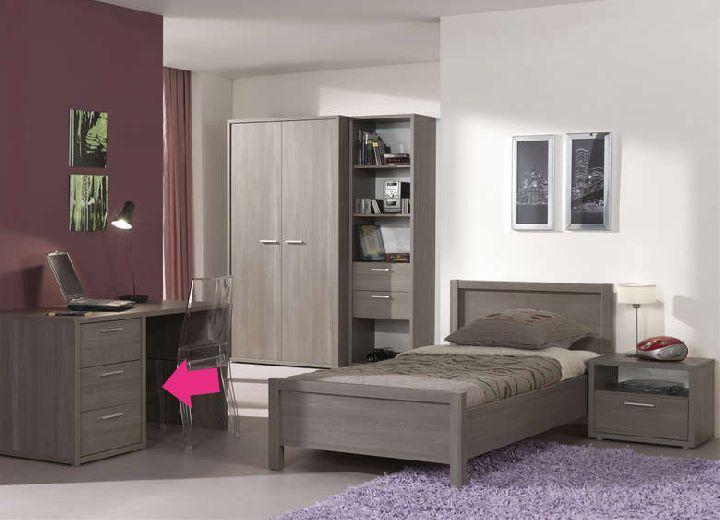 Babykamer luca in grijze berk meubelen de keizer