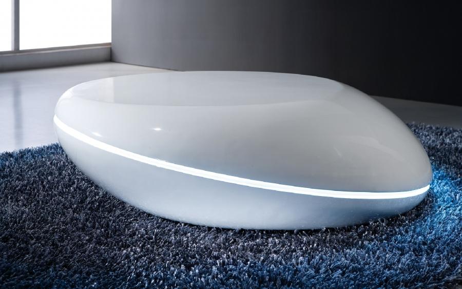 Salontafel met LED verlichting   Meubelen DE KEIZER   TilT