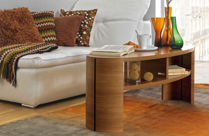 Bankje tv meubel dovea meubelen de keizer tilt - Chocolade nachtkastje ...