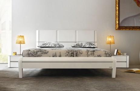 Bedkader nachttafels dovea topkwaliteit meubelen de keizer tilt - Chocolade nachtkastje ...