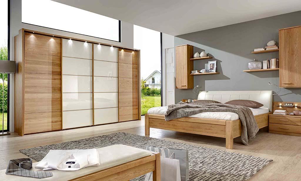 Slaapkamer toledo meubelen de keizer tilt for Chambre a coucher nolte