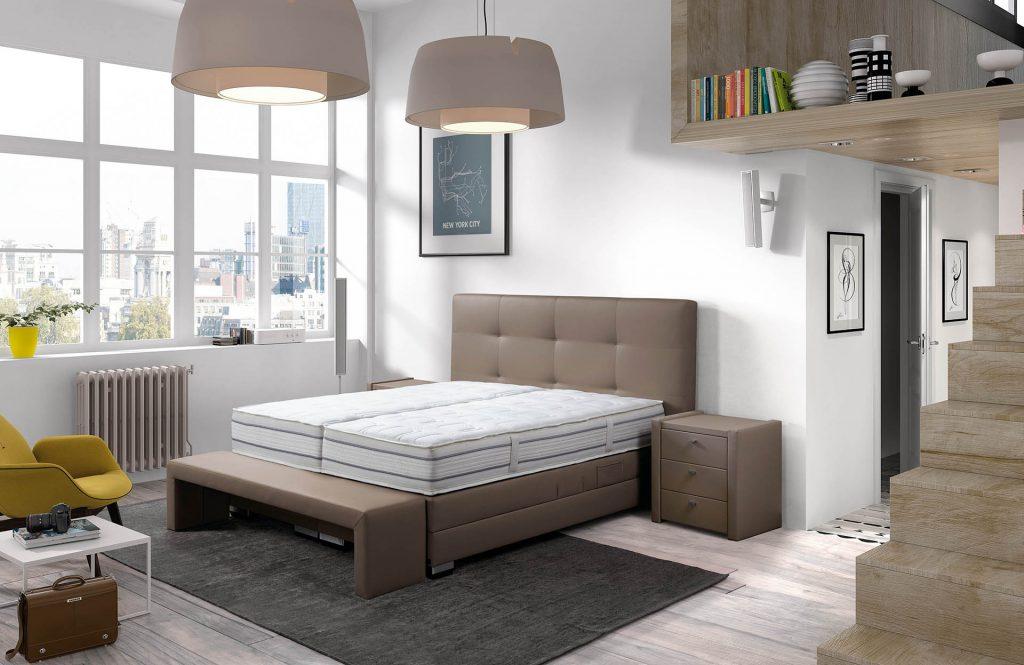 boxpring sussex meubelen de keizer tilt. Black Bedroom Furniture Sets. Home Design Ideas
